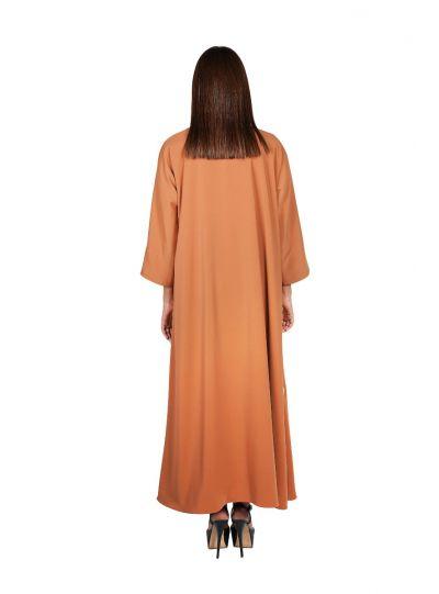 Camel Brown Abaya