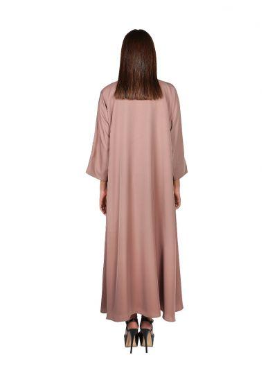 Beige Abaya