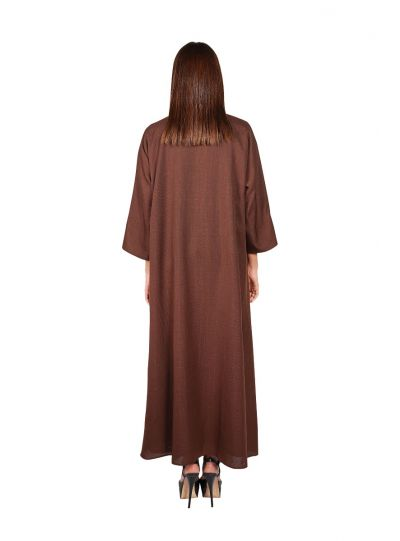Light Brown Abaya