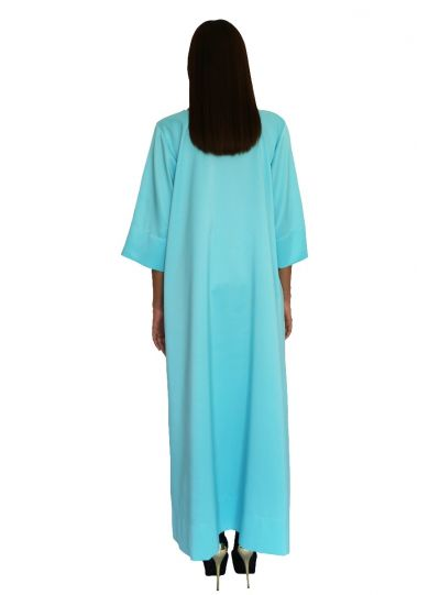 Empress SkyBlue Pocket Dress