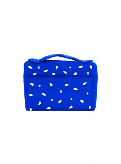 Blue Queen Bag