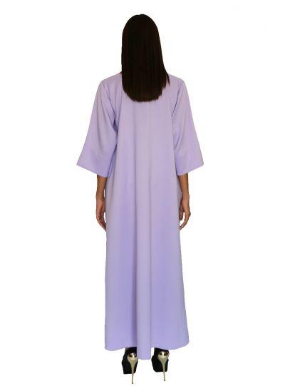 Viscountess Lavender Pocket Dress