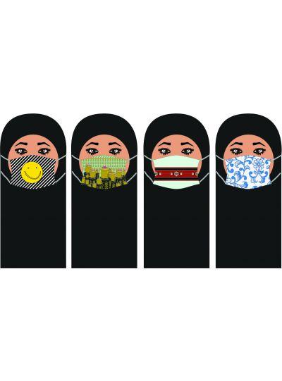 Dihn Oud Face Mask