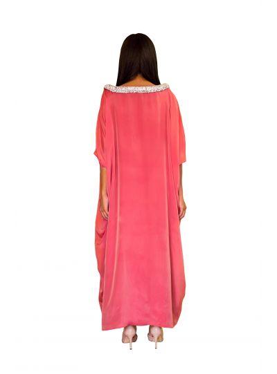 Coral Peach Dress