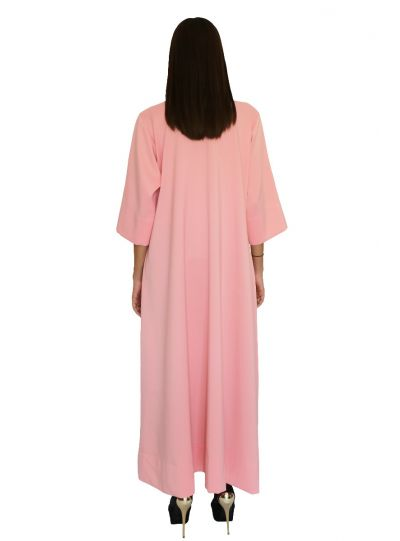 Marchioness Peach Pocket Dress