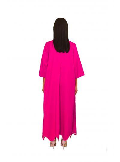 Pink Pocket Dress