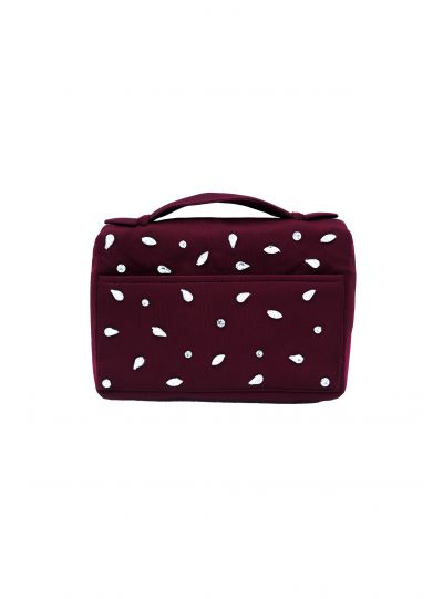 Maroon Queen Bag