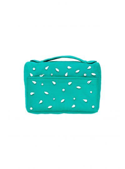 Aqua Queen Bag