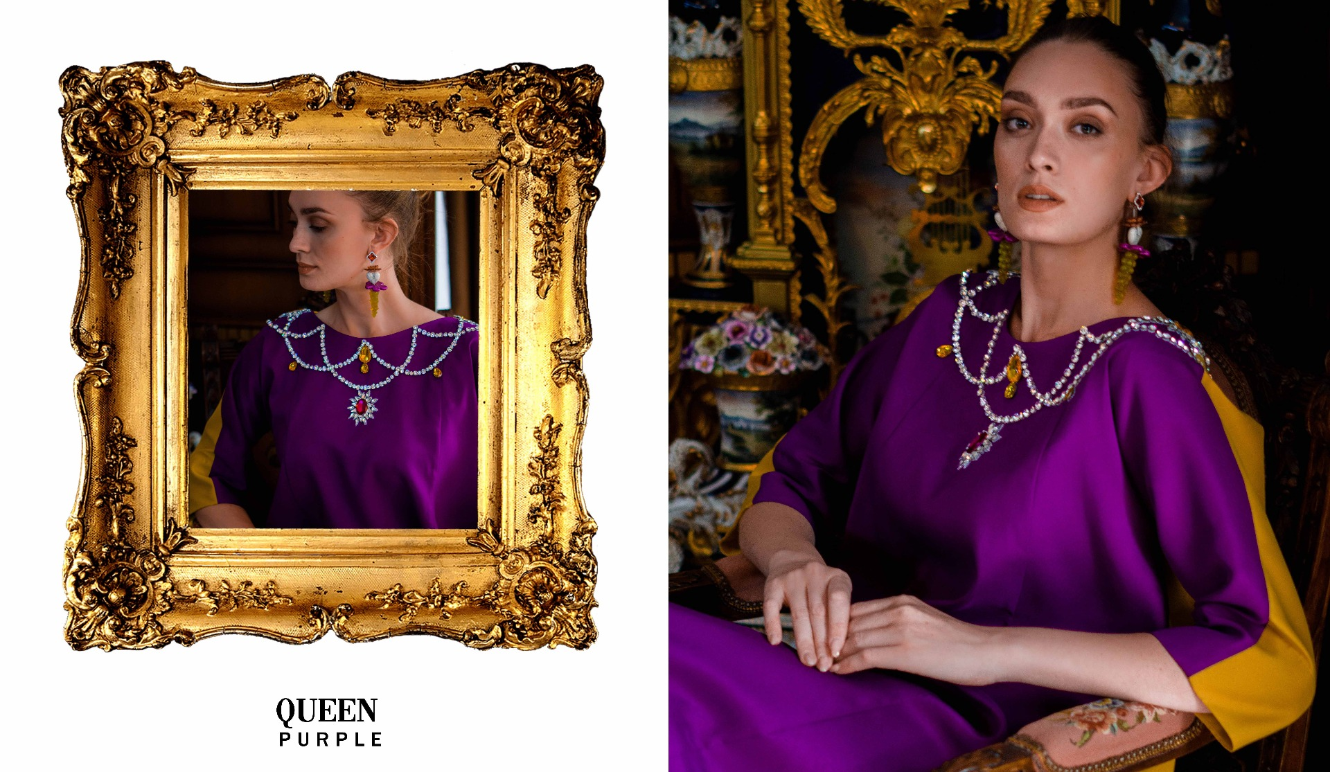Queen-Lookbook