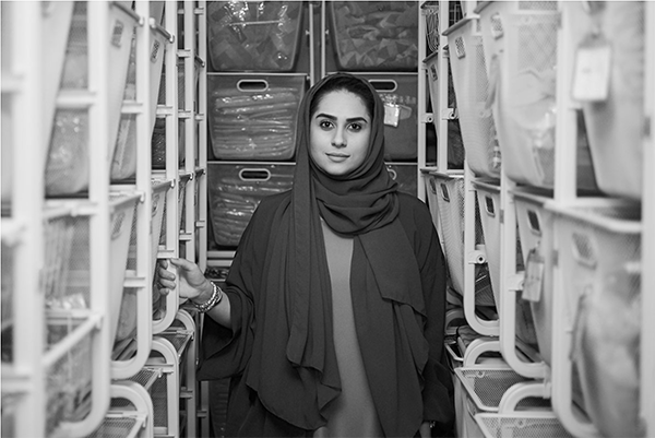 Face to Face – Fatma Al Mulla
